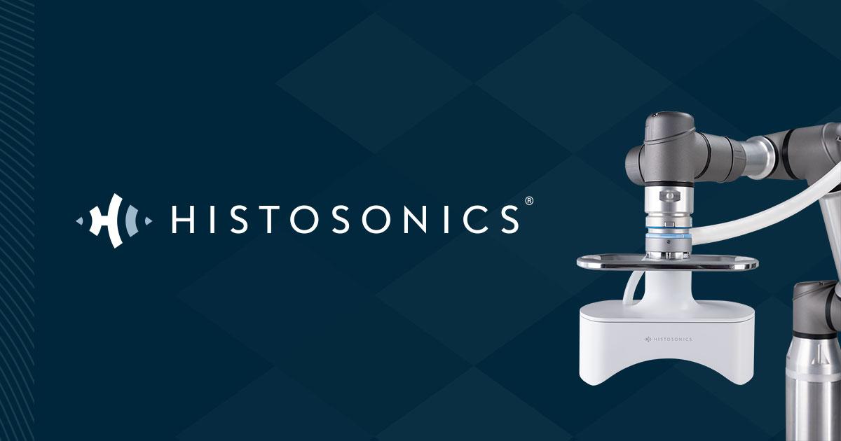 The Histosonics logo